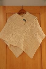 Authentic Irish County Co Poncho/Capelet for Little Girls - Handmade