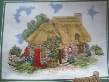 PENNY'S POST Lilliput Lane Series Cross Stitch Kit  Design LL01 by Anchor