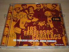 Obras Cumbres [Greatest Hits] by Los Fabulosos Cadillacs (2CD) MADE IN ARGENTINA