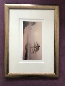 John Waterhouse Signed Framed Limited Edition Print 'Ground Frost'