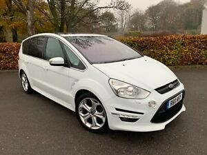Ford S Max Titanium X Sport 2.0 diesel 7 seater family estate people carrier
