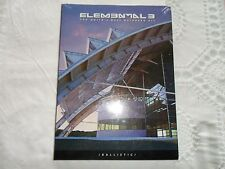 NEW & SEALED ELEMENTAL 3 THE WORLD'S BEST AUTODESK ART-(DANIEL WADE)