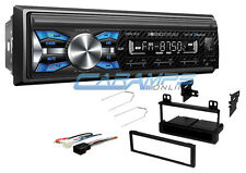 NEW SOUNDSTREAM BLUETOOTH STEREO RADIO W/ USB/AUX INPUTS & NO CD W/ INSTALL KIT