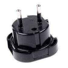 Travel UK to EU Euro Plug AC Power Charger Adapter Converter Socket Hot