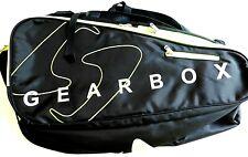 New listing Gearbox Club Bag - Black  Green   -   Brand New