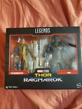 Hasbro E6343 Marvel Legends 80th Anniversary Korg and Grandmaster Action Figures
