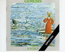 CDGENESISfoxtrotAUSTRIA EX-PICTURED DISC (R2289)
