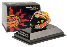 Minichamps Valentino Rossi Helmet - MotoGP Misano 2012 1/8 Scale