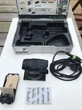 Festool Rts 400 Q-Plus GB 240v usato ottime condizioni
