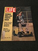 LIFE MAGAZINE NOVEMBER 24, 1972 GEORGE WALLACE FIGHTS BACK GOOD CONDITION