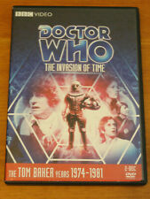 Doctor Who The Invasion Of Time Story No. 97 Dvd 2008 Tom Baker R1