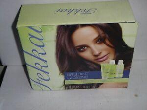Fekkai Brilliant Glossing Kit Shampoo - Conditioner - Glossing Creme 2oz Ea