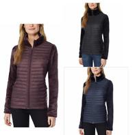 NEW 32 DEGREES Ladies' Mixed Media Plush Jacket-VARIETY