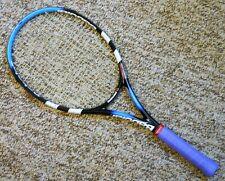 "Babolat Pure Drive Team Tennis Racquet, 100sq in, 300g, 16x19, 4 3/8"" VGC"