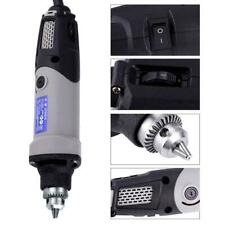 Electric Die Grinder Power Drill Variable Speed Rotary Tool 220V 400W