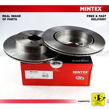 MAZDA CX-7 2.2 MZR-CD AWD CX-9 3.5 (AWD) 3.7  MINTEX REAR DISC MDC2519 PAIR