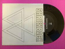 Shriekback-lined up/Hapax legomena, y registros Y102 ex condición A1/B1 Press