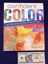 Painting Color Guide Confident Color Artist's Art Technique Colors Combinations