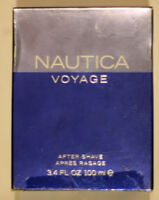 NAUTICA VOYAGE AFTER SHAVE FOR MEN PARA HOMBRE 100 ml 3.4 FL OZ COTY aftershave