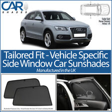 Audi Q5 5dr 09-16 CAR SHADES UK TAILORED UV SIDE WINDOW SUN BLINDS PRIVACY BABY