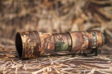 SIGMA 150-600 DG OS C Contemporary lenscoat neoprene cover camouflage lens coat