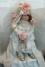 Little Souls Doll, The Bride, Gretchen Wilson, Signed, Numbered with tags, 24""