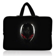 "Cool Alien 17"" 17.3"" Laptop Sleeve Case Carry Holder Bag For Dell Alienware M17x"