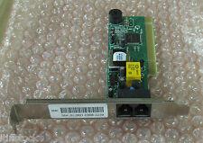 CenDyne Smartlink SL2801 56K V.92 MODEM Fax/dati Modulo Scheda PCI
