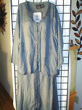 3pc.anthony mark hankins skirt set ( L)