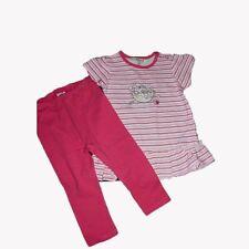 KANZ Baby Babyset 2tlg Set Kinderset Leggins T-Shirt Tunika Mädchenset Mädchen