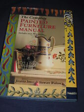 THE COMPLETE PAINTED FURNITURE MANUAL Jocasta Innes & Stewart Walton Patterns