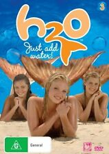 H20 - Just Add Water : Vol 3 (DVD, 2008)-FREE POSTAGE
