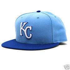 Kansas City Royals New Era Hat Cap Baseball 7 3/8 Home