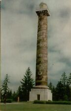 76 Union Oil Company Gasoline Astoria Column OR Scenes of West Postcard B42