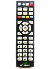 SMART ANDROID TV BOX REMOTE CONTROL