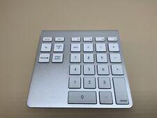Belkin Aluminum YourType Bluetooth Wireless Keypad for Apple Wireless Keyboards