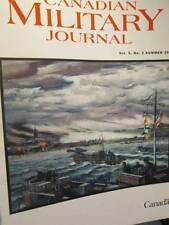 Canadian Military Journal Book Summer 2004 Vol 5#2-Half English/Half French