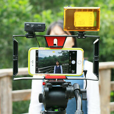 Professional Cell Phone Cinema Mount Smartphone Cage Holder Stabilizer Rig