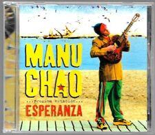 CD ALBUM / MANU CHAO - ESPERANZA / COMME NEUF