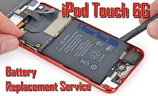 Apple iPod Touch 6G 6th Generation Battery Replacement Service