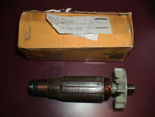 NOS OEM STIHL Chainsaw E15 Electric Motor Shaft - Europe Africa CZ SK (READ!)