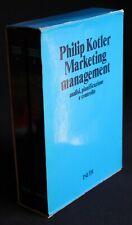 MARKETING MANAGEMENT. Vol.1-2. Philip Kotler. Isedi.