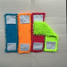 Mop Head Household Microfiber Coral Cleaning Pad Dust Mop Refill Replacement M,