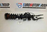 BMW Molla Puntone Sinistro Fronte Coilover Ammortizzatore Fronte F01 F02 6851127