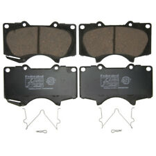 Disc Brake Pad Set-Base, 4WD Front Federated D976C