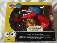 Minions: Rise of Gru Dragon Disguise Story Pack, Illimination Toys