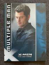 Upper Deck 2006 X-Men The Last Stand Marvel Card #18 Multiple Man