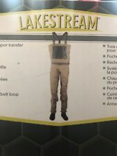 028632762431 Lakestream chest waders Brandnew in box 2 pair XL& Large available