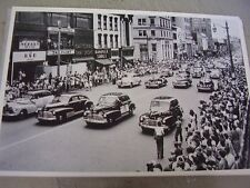 1948  CHEVROLET  NEW CARS IN PARADE  12 X 18 LARGE PICTURE  PHOTO