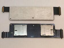 Double SIM Cartes Card Reader Lecteur Slot Câble Flex Câble Flex Asus ZenFone 4 a450c